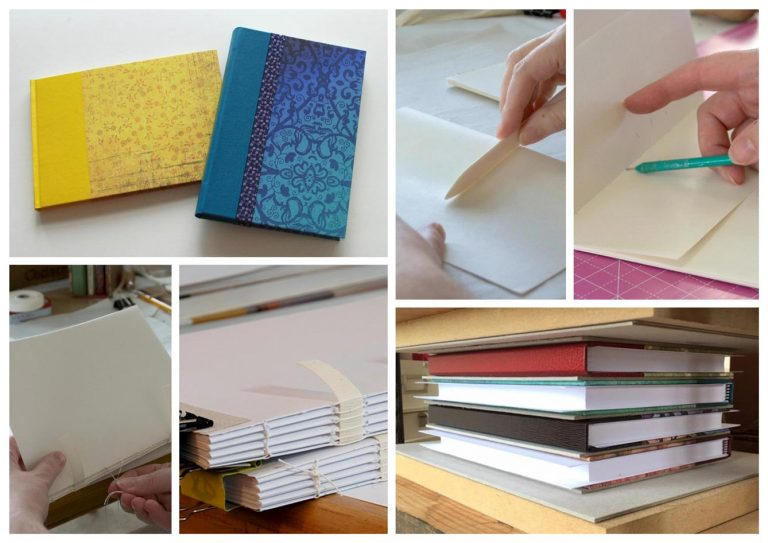 bookbinding-process