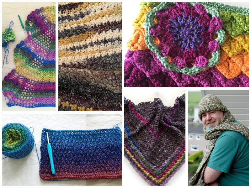 A happy hooker – my crochet obsession